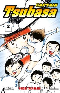 Captain Tsubasa : Olive et Tom. Volume 2