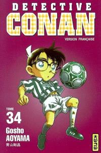 Détective Conan. Volume 34