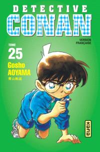 Détective Conan. Volume 25
