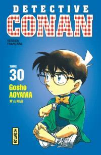 Détective Conan. Volume 30