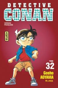 Détective Conan. Volume 32