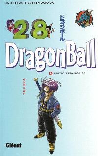 Dragon ball. Volume 28, Trunks