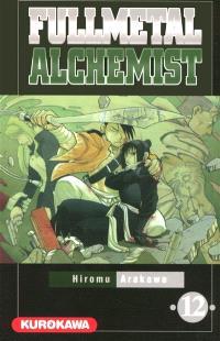 Fullmetal alchemist. Volume 12