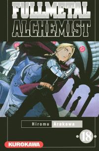 Fullmetal alchemist. Volume 18
