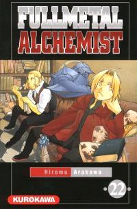 Fullmetal alchemist. Volume 22