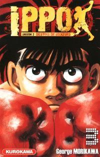 Ippo : saison 2, destins de boxeurs. Volume 3