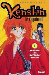 Kenshin, le vagabond. Volume 1, Kenshin, dit Battosaï Himura