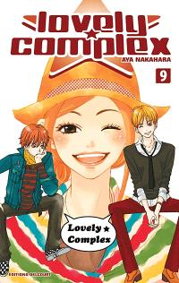 Lovely complex. Volume 9