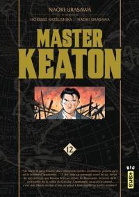Master Keaton. Volume 12