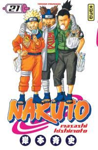 Naruto. Volume 21