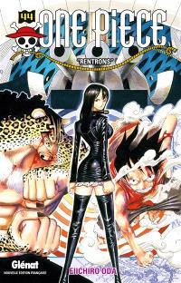 One Piece : édition originale. Volume 44, Rentrons