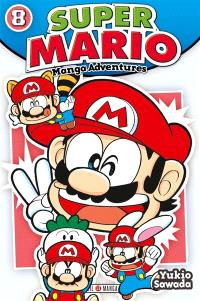 Super Mario : manga adventures. Volume 8