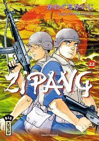 Zipang. Volume 22