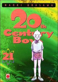 20th century boys. Volume 21