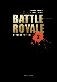 Battle royale : perfect edition. Volume 2