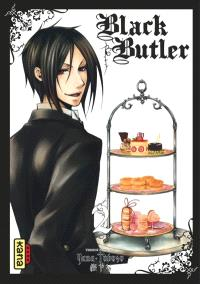 Black Butler. Volume 2