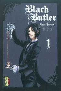 Black Butler : coffret collector. Volume 1
