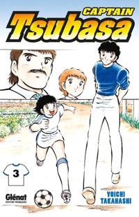 Captain Tsubasa : Olive et Tom. Volume 3
