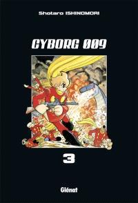 Cyborg 009. Volume 3