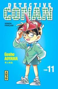 Détective Conan. Volume 11