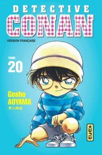 Détective Conan. Volume 20