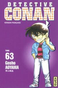 Détective Conan. Volume 63