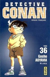 Détective Conan. Volume 36