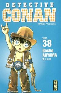 Détective Conan. Volume 38