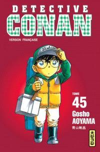 Détective Conan. Volume 45