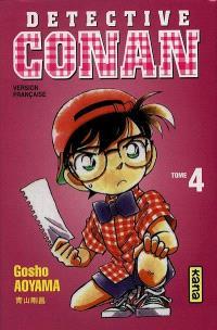 Détective Conan. Volume 4