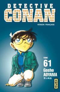 Détective Conan. Volume 61