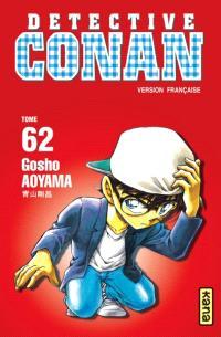 Détective Conan. Volume 62