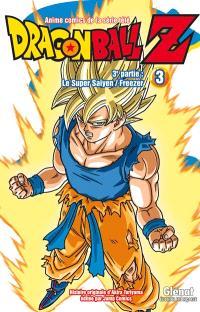 Dragon Ball Z : 3e partie, Le super Saïyen, Freezer. Volume 3