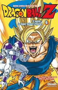 Dragon Ball Z : 3e partie, Le super Saïyen, Freezer. Volume 4
