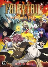 Fairy Tail, La prêtresse du Phoenix