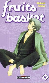 Fruits basket = Une corbeille de fruits. Volume 4