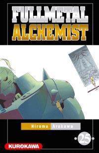 Fullmetal alchemist. Volume 25