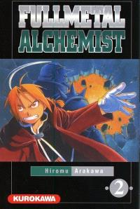 Fullmetal alchemist. Volume 2