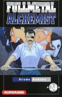 Fullmetal alchemist. Volume 24