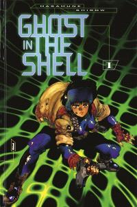 Ghost in the shell. Volume 1