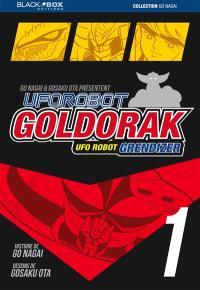Goldorak : UFO robot Grendizer. Volume 1