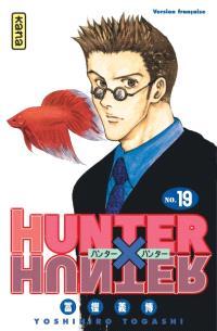 Hunter x Hunter. Volume 19
