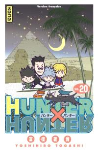 Hunter x Hunter. Volume 20