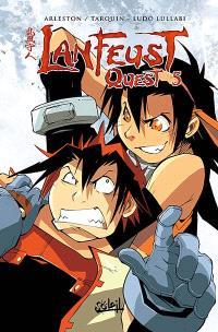 Lanfeust quest. Volume 5