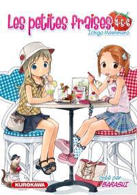 Les petites fraises = Ichigo mashimaro. Volume 4-5-6