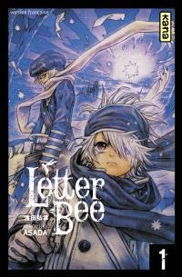 Letter Bee. Volume 1