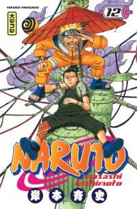 Naruto. Volume 12