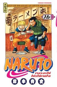 Naruto. Volume 16