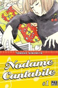 Nodame Cantabile. Volume 1