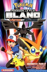 Pokémon, le film, Blanc : Victini et Zekrom